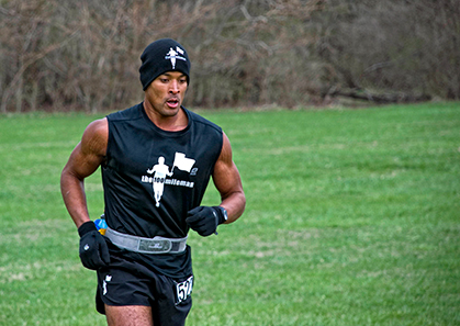 UItrarunner and Navy SEAL David Goggins Know How to Suffer