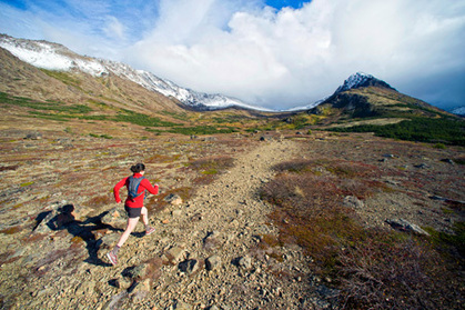 Ship Lake Pass Trail, Chugach State Park, Alaska