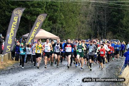 Hill Billy Half Marathon: Run Your Pace