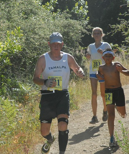 The Dipsea is a Race for All Ages