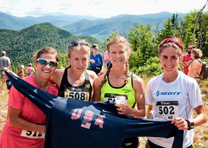 Arritola leads the way at U.S. Mountain Running Championships