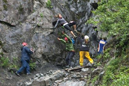 Missing From Alaska's Mount Marathon
