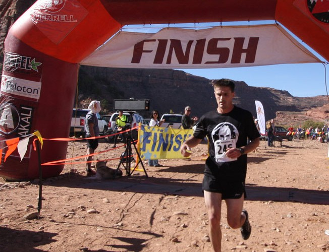 Moab Trail Marathon Makes for a Rough but Rewarding National Championship