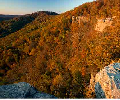 Tourism By Trail: Mountain View, Arkansas