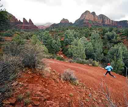 Tourism By Trail: Sedona, Arizona
