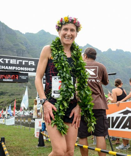 Historic Performances at the 2012 XTERRA Trail Run World Championship