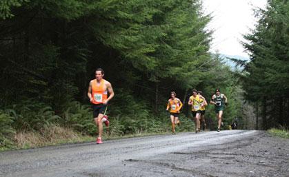 Hillbilly Half Racers Head for the Hills