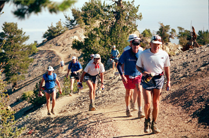 The Century Club: Angeles Crest 100