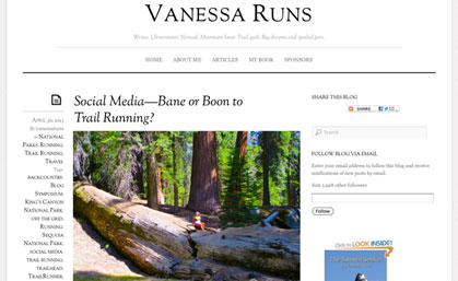 Runners Appreciate Social Media's Contributions to Trail Running