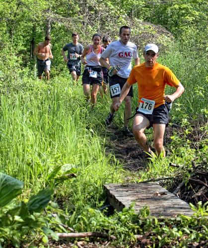 Marathon Madness: NipMuck Trail Marathon