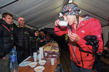 The Do's and Don'ts of Trail-Racing Nutrition