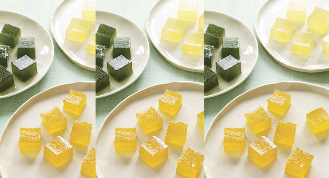 Recipe: Fruit Endurance Gel Blocks