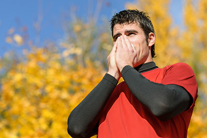 Allergic to Running—Literally