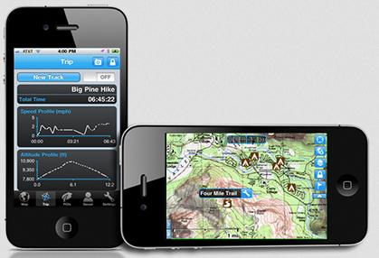 Gaia GPS App (Gear of the Year 2013) | Trail Runner Magazine