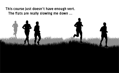15 Excuses Overheard at Trail Races