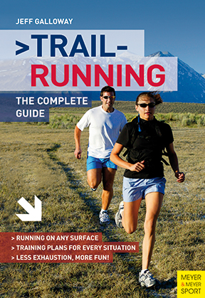 Book Review: Jeff Galloway's Trail Running