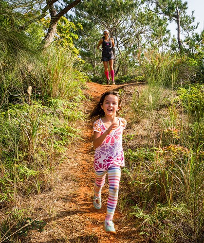Girls on the (Trail) Run