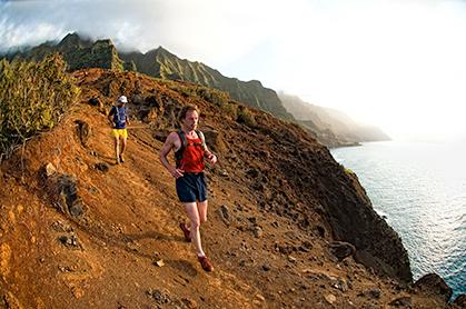 Exploring Kauai's Na Pali Coast
