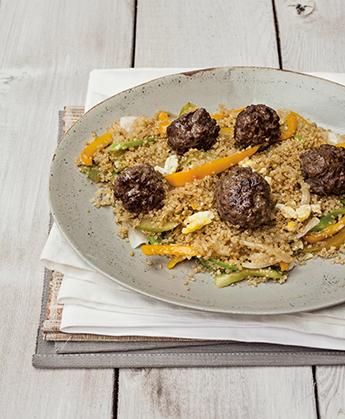 Recipe: Quinoa