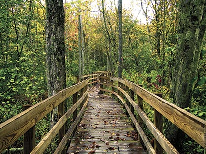 A Journey through Wisconsin's Ice Age Trail