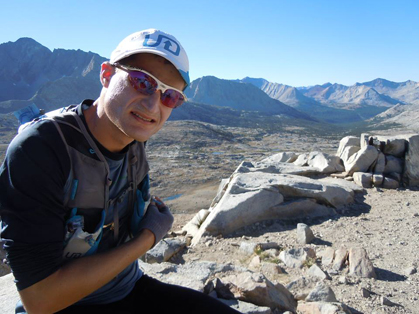 Leor Pantilat Sets New John Muir Trail FKT