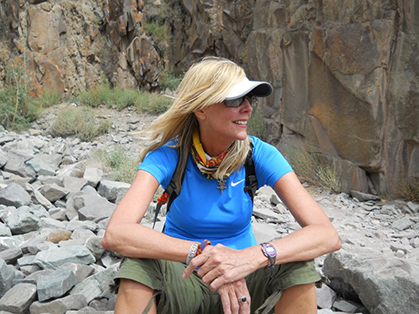 One Woman's Midlife Journey to Ultrarunning
