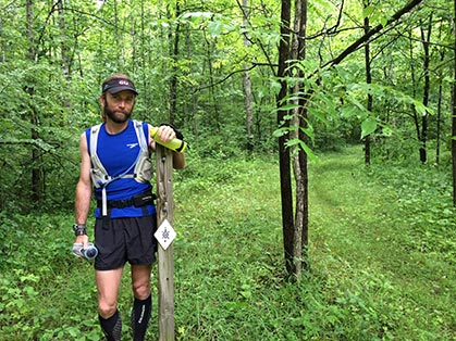 An FKT on Appalachia's Little-Known Sheltowee Trail