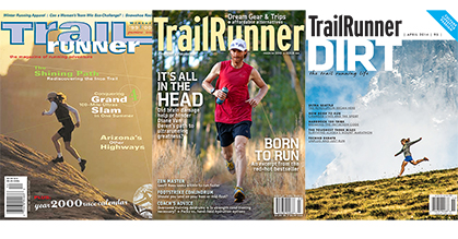 The Best Stories from 100 Issues of Trail Runner