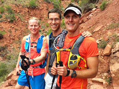How a Blind Athlete Ran the Grand Canyon Double Traverse