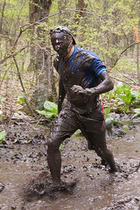 New Jersey's Muddy Marathon