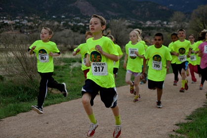 4 Trail Races for Kids