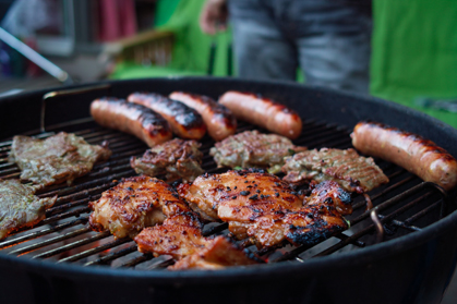How to Eat Healthy During BBQ Season