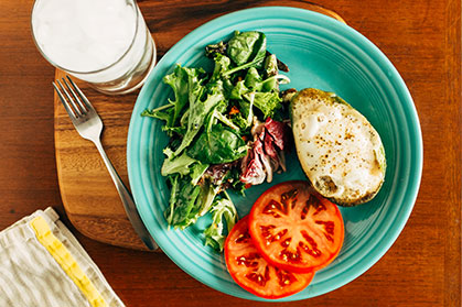 Ask the Dietitian: How Should Runners Handle Portion Control?