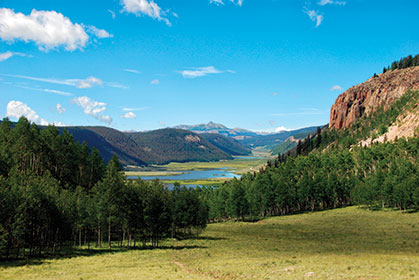A Slice of the Mountains: The Creede Mountain Run