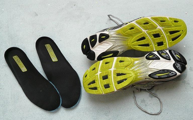 Wear Orthotics for Trail Running