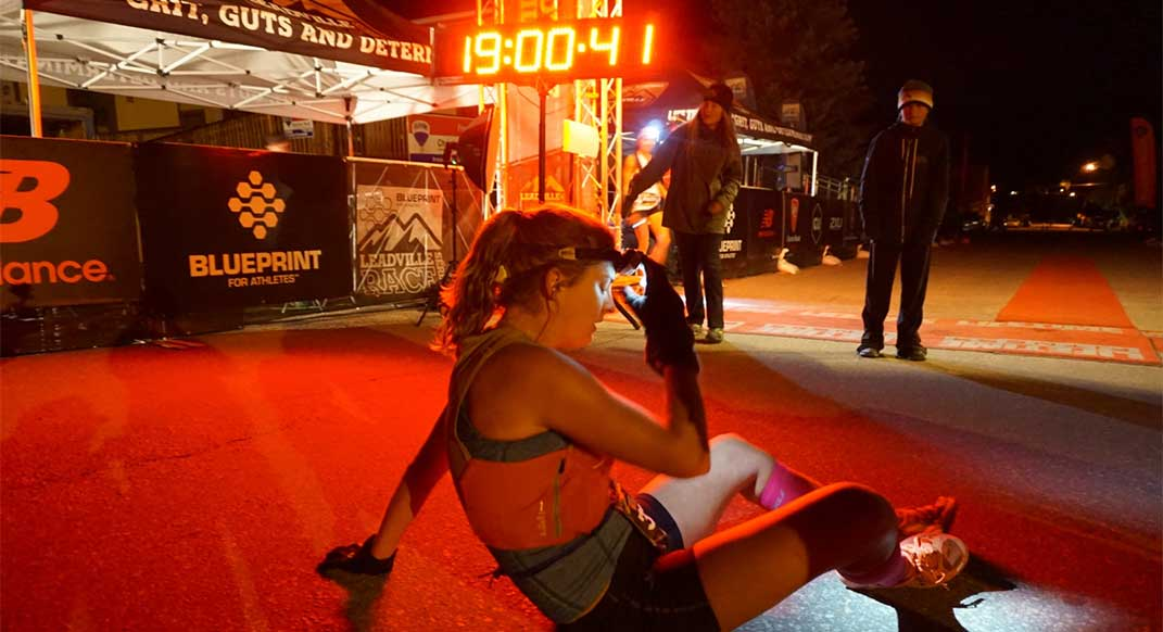 Clare Gallagher, Leadville Champ, Runs on Hard Work, Smiles and Candy
