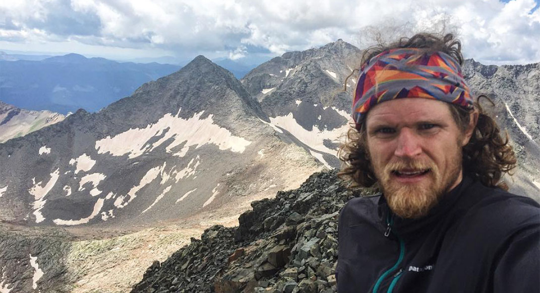 """Joe Grant Completes Self-Powered 31-Day """"Tour"""" of Colorado's 14ers"""