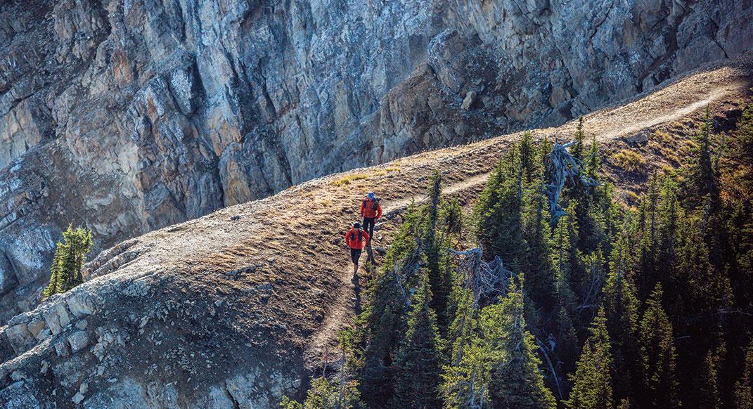 Banff or Bust