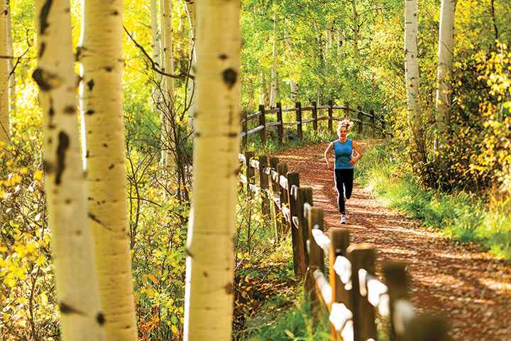 """The """"boom town"""" of Telluride has it all: trails, festivals, natural beauty."""
