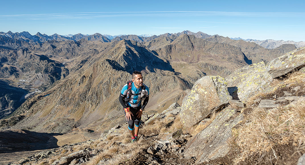 Blending Running and Mountaineering at an Andorran Ultra