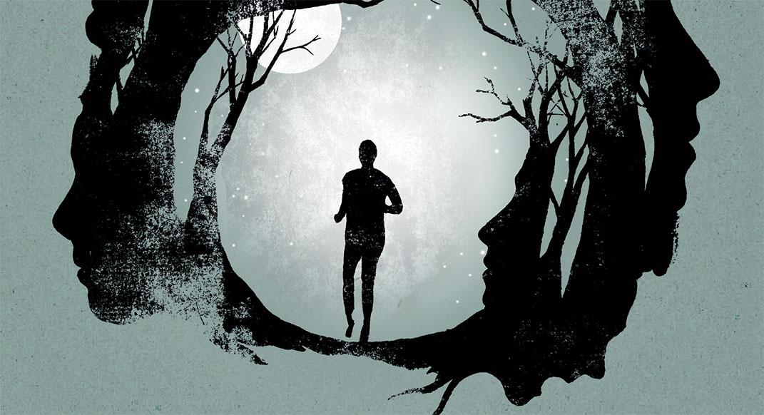 Ultrarunning Hallucinations Happen. Here's How to Deal With Them