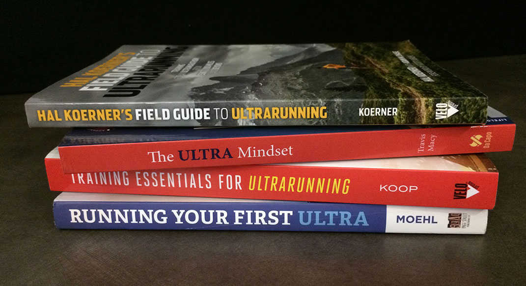 What's the Best Ultrarunning Book for You?