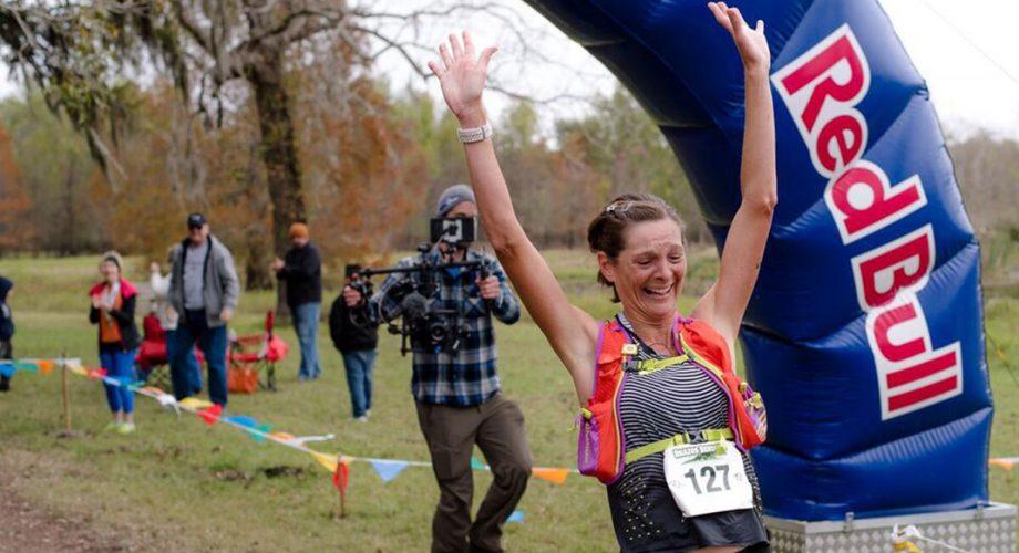 Caroline Boller Sets American 50-Mile <br> Trail Best Time