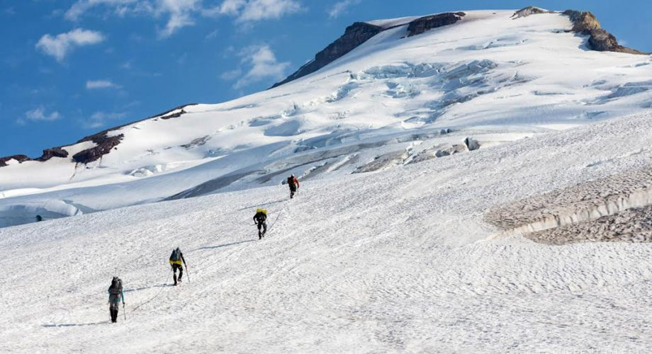 Crazy Mount Baker Marathon Returns After Century-Long Hiatus