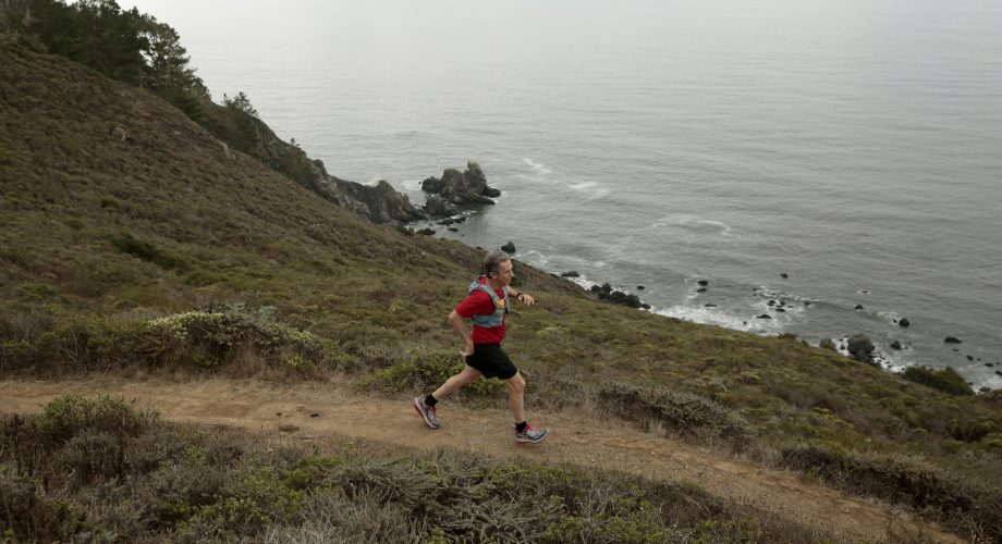 Running While Aging