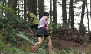 Competitive ultra marathons