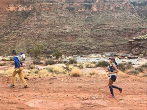 Trail running as new parents