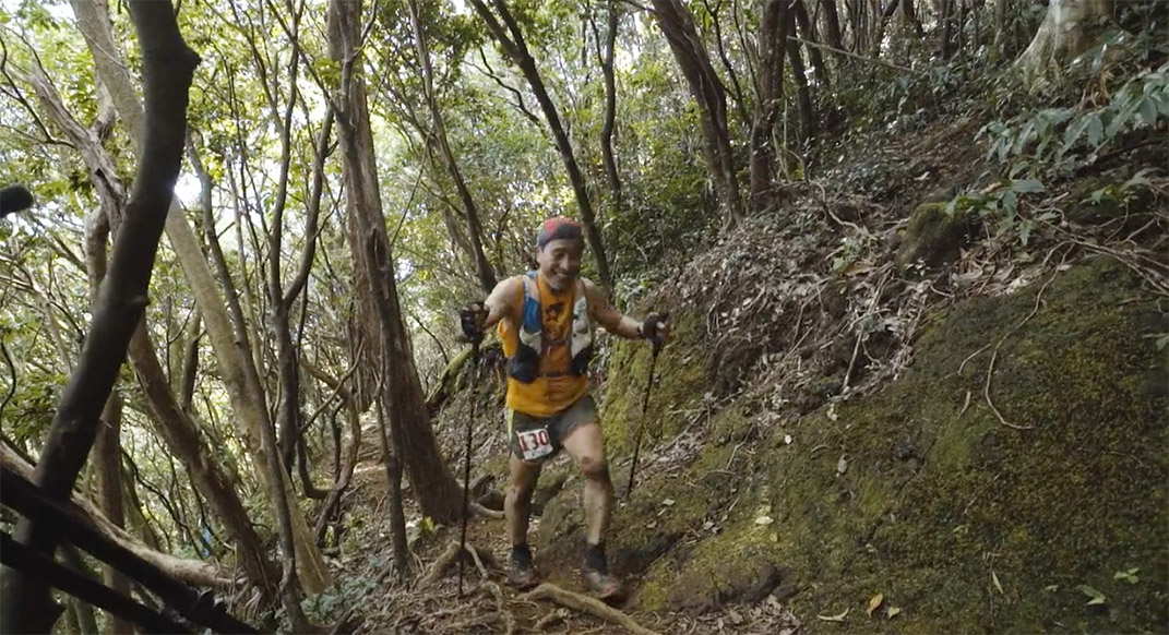 WATCH: The Story Behind <br> Hawaii's Toughest Ultra