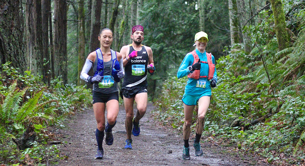 Ladia Albertson-Junkans Wins Her Debut Ultra at Chuckanut 50K