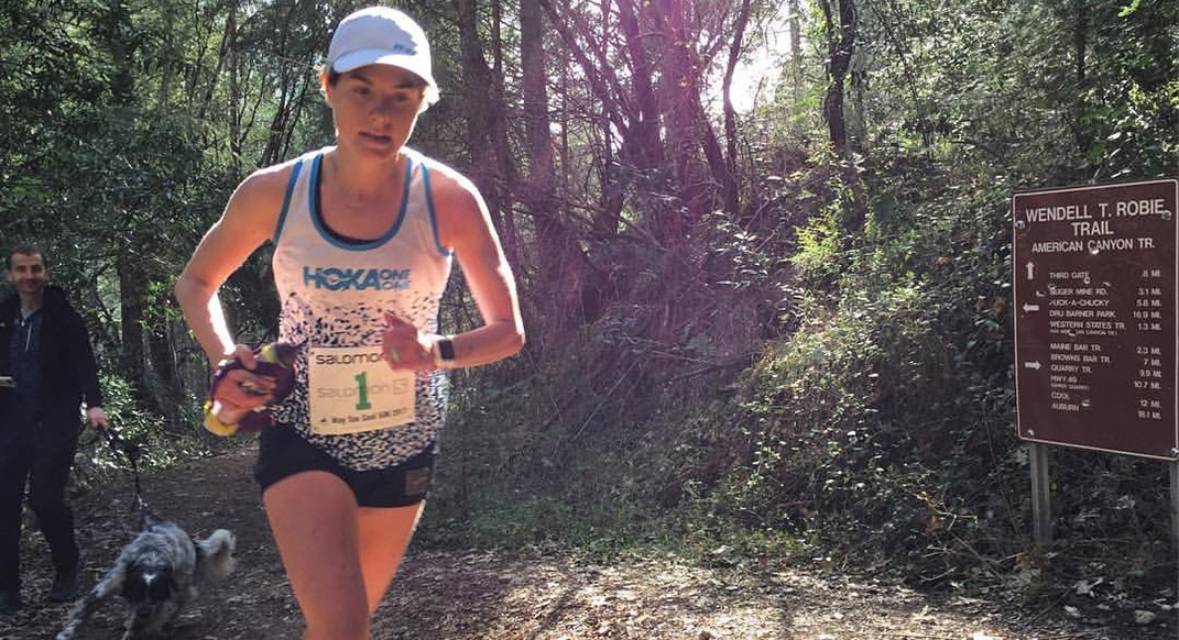 How Megan Roche Ran Her Way to a Third Win at the Way Too Cool 50K While Finishing Medical School